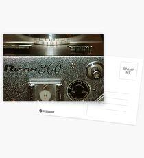 Photograph of Photographic Equipment. Postcards
