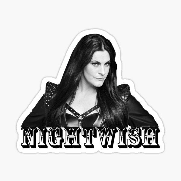 Floor Jansen - Nightwish Sticker
