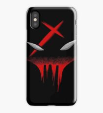 Teen Titans Red X iPhone Case