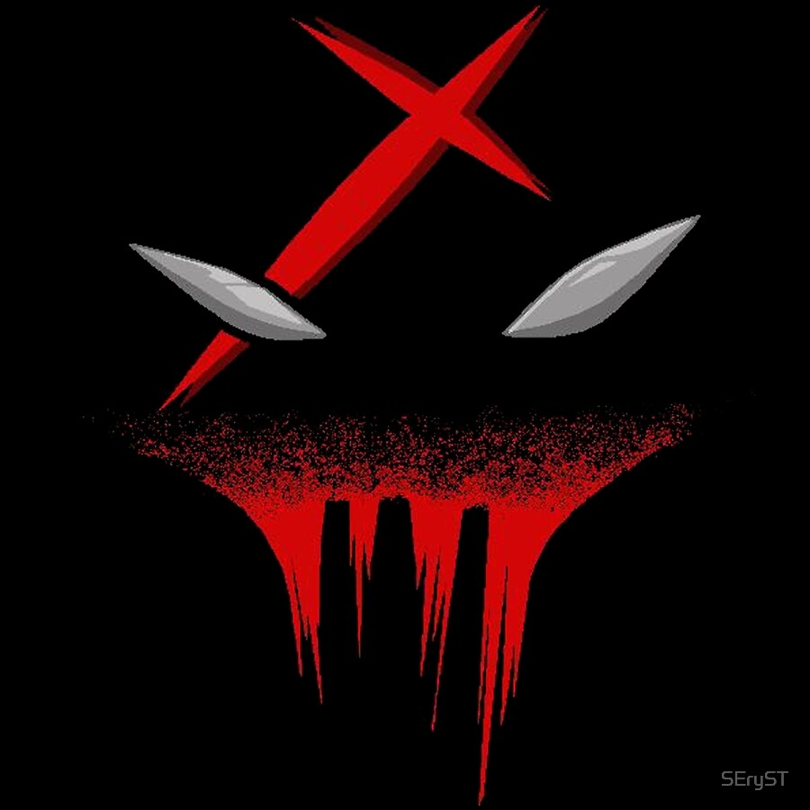 Red x from teen titans