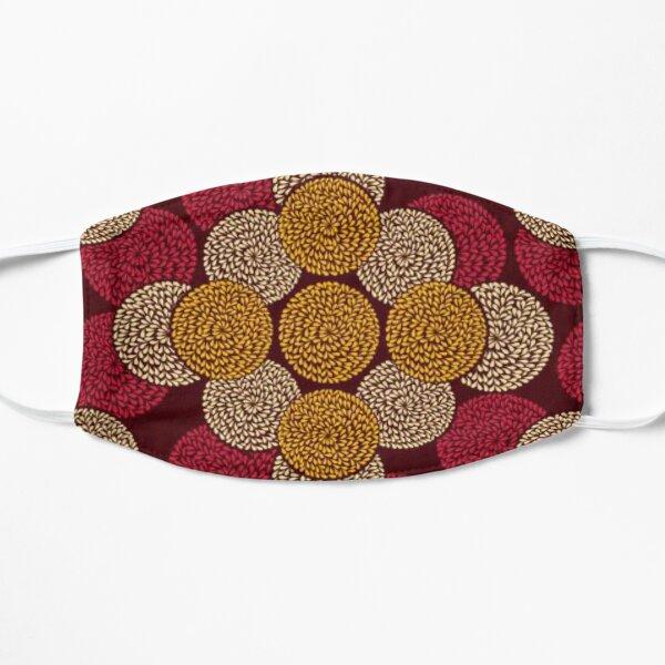 Colorful Ankara Pattern   Flat Mask