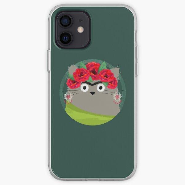 Cat Frida iPhone Soft Case