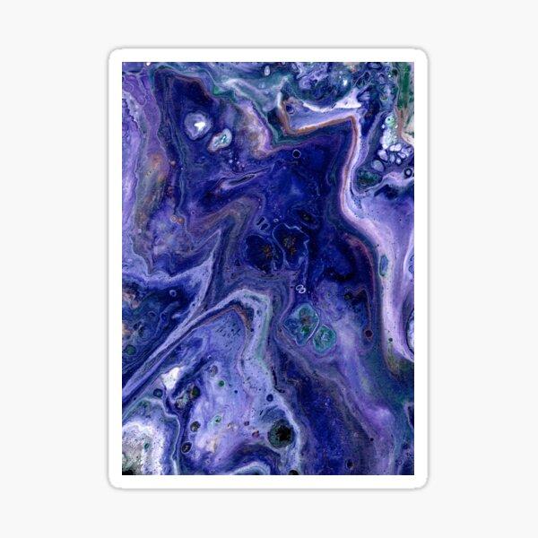 Purple Prose Sticker