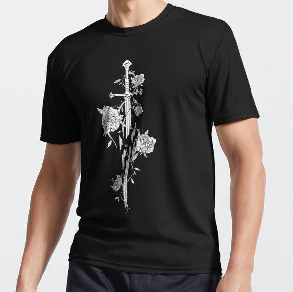 Roses of the Broken Sword Active T-Shirt