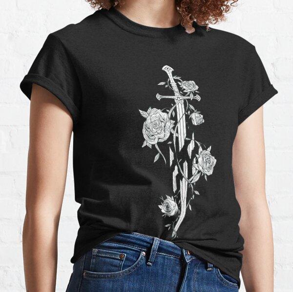 Roses of the Broken Sword Classic T-Shirt