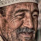 Moroccan Portrait by DareImagesArt