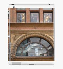 The old Simpsons window iPad Case/Skin