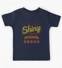 Camiseta para niños Bordado de Kaylee