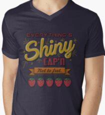 Kaylee's Embroidery Men's V-Neck T-Shirt