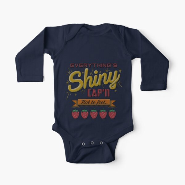 Kaylee's Embroidery Long Sleeve Baby One-Piece
