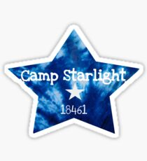 Camp Starlight Sticker