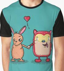 Retro Besties Graphic T-Shirt