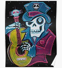 Haiti's Day of the Dead Poster