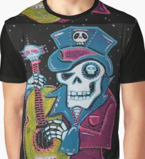 Haiti's Day of the Dead Graphic T-Shirt