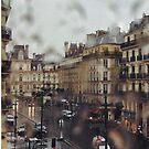 Paris sous la pluie by BWootla