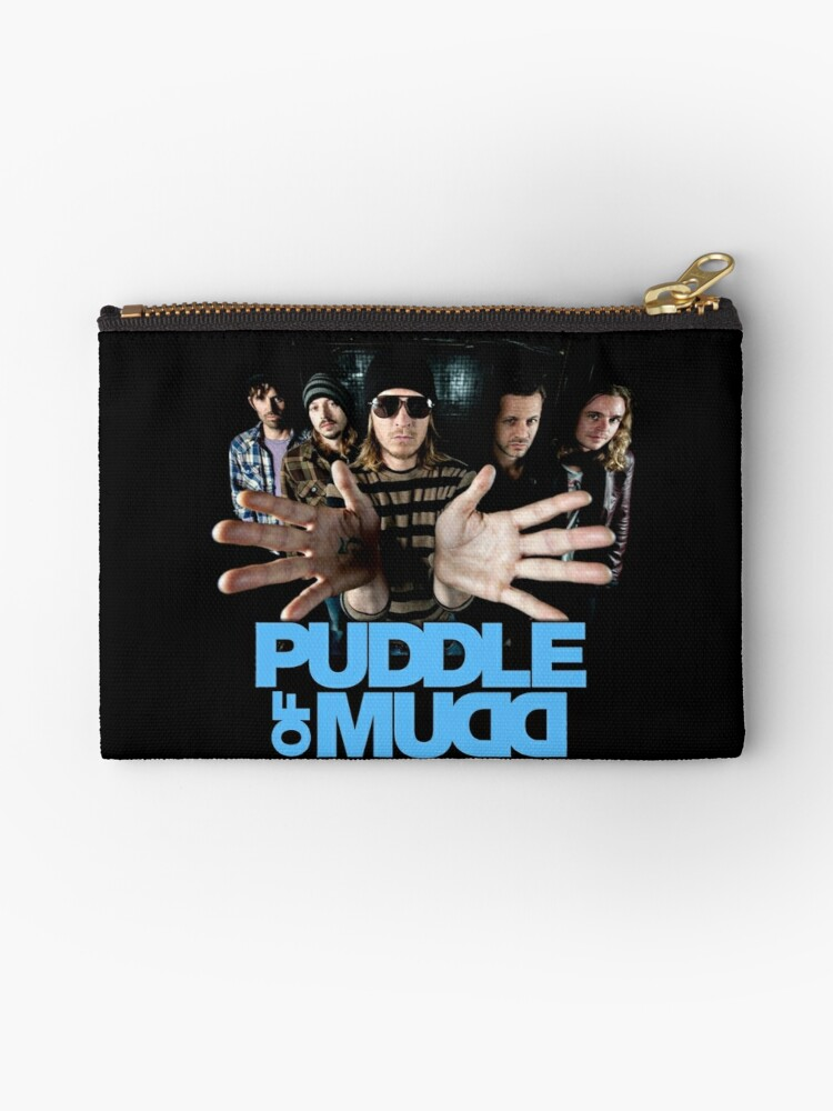 PUDDLE OF MUDD | Zipper Pouch