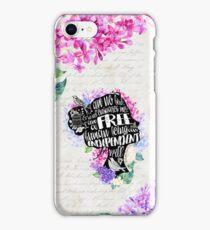 Jane Eyre - No Bird iPhone Case/Skin