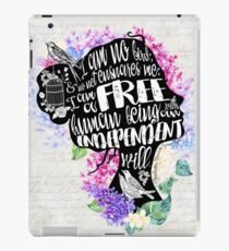 Jane Eyre - No Bird iPad Case/Skin