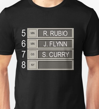 Mistakes - S. Curry Unisex T-Shirt