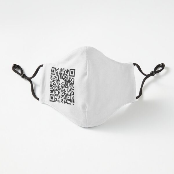 QR code: Donate Fitted 3-Layer