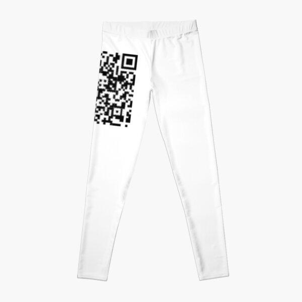 QR code: Donate Leggings