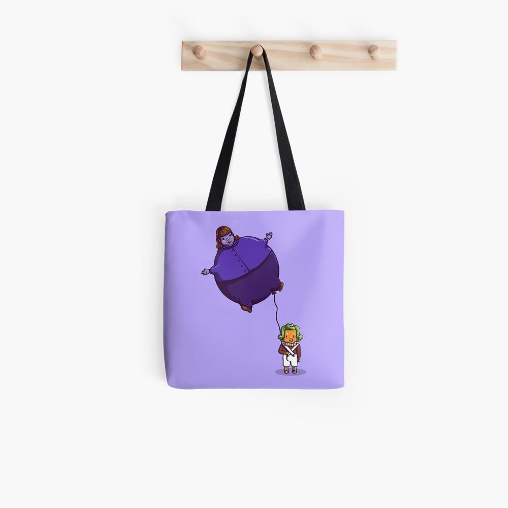 Too Much Bubblegum Tote Bag