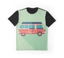 Retro Minivan Graphic T-Shirt