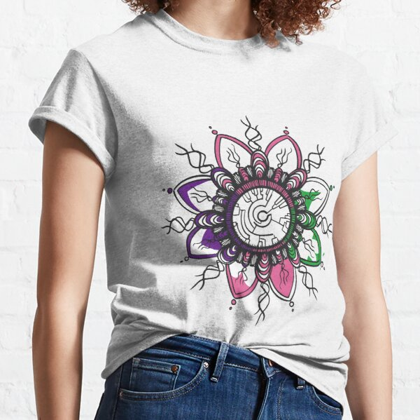 Bacterial Evolution Classic T-Shirt