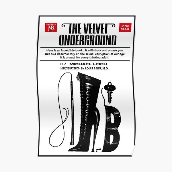 The Velvet Underground Poster Poster