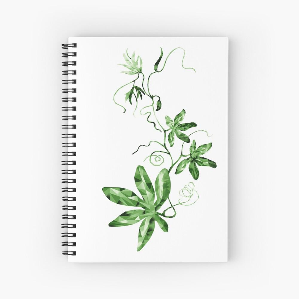 Cahier à spirale «My passiflore»