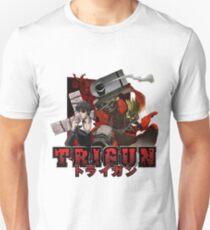 Vash and Nicholas  Unisex T-Shirt
