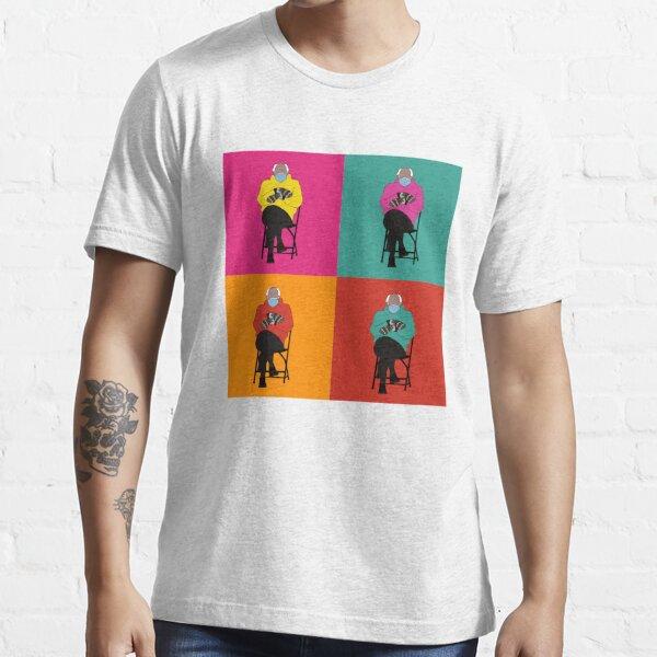 Bernie Pop Art Essential T-Shirt