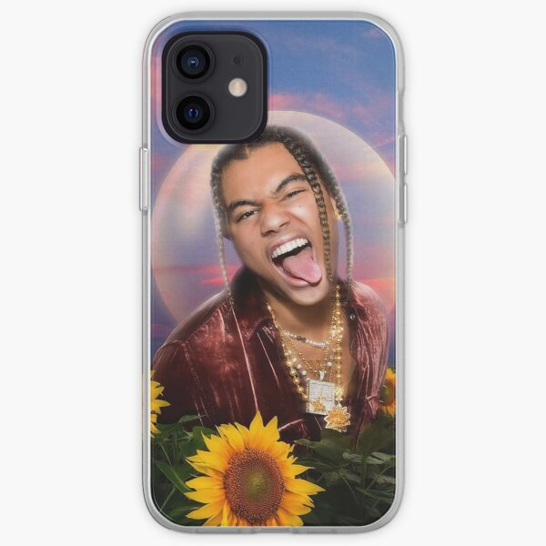 24kGoldn Bubble Smile iPhone Soft Case