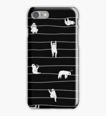 Sloth Stripe iPhone Case/Skin