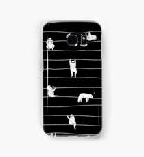 Sloth Stripe Samsung Galaxy Case/Skin