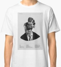 Hannibal Lecter Phrenology Classic T-Shirt