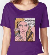 Pop Art Slayer Women's Relaxed Fit T-Shirt