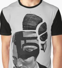 Hannibal Lecter Phrenology Graphic T-Shirt