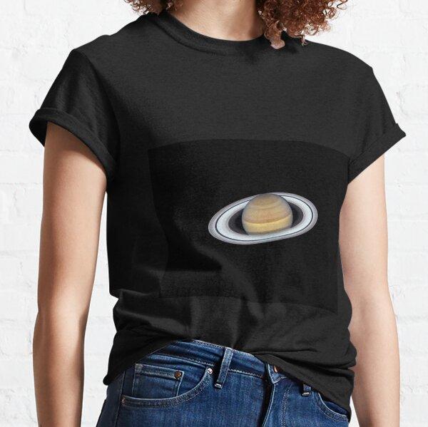 Planet, Saturn Rings Classic T-Shirt