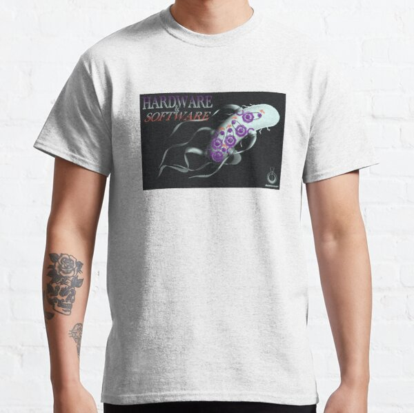 Bacterial Hardware & Software Classic T-Shirt
