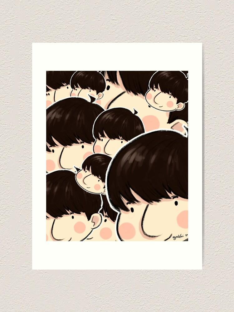 Hitman Bang Is Love Hitman Bang Is Life Art Print By Nyanai