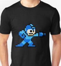 Mega Man Game 8-Bits Unisex T-Shirt