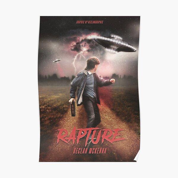 Declan McKenna Rapture Poster