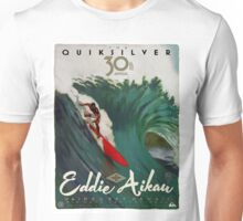 Quicksilver 30th Annual - Surf Poster Unisex T-Shirt