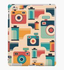 Film Rolls and Cameras iPad Case/Skin