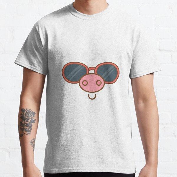 Piggy with sunglass swag Classic T-Shirt