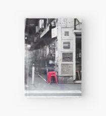 Melbourne laneway Hardcover Journal