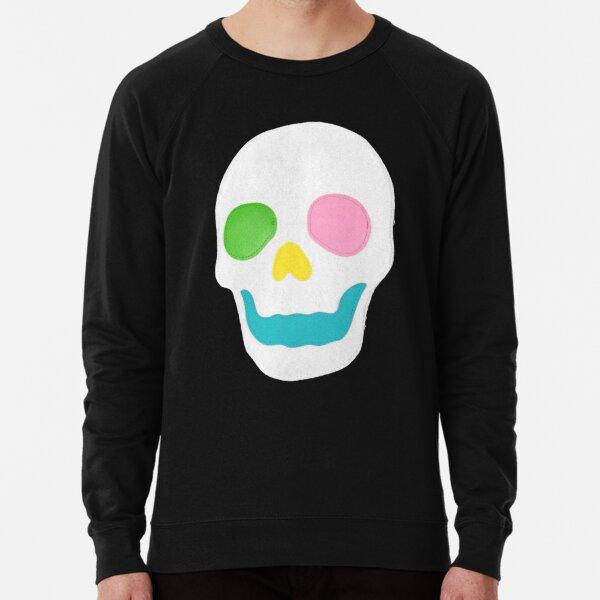 Skull  Lightweight Sweatshirt