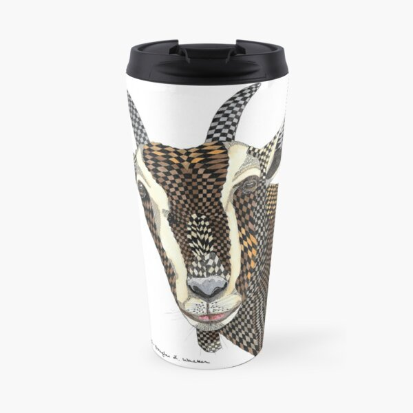 Biltmore Goat Travel Mug