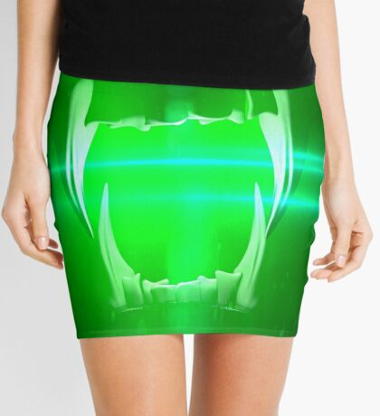STOP in the name of the law - famous last words Mini Skirt